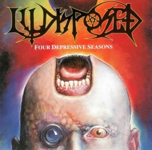 Illdisposed - Four Depressive Seasons